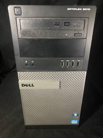 Anthem GAMING PC DELL OPTIPLEX 9010 INTEL XEON 3 1GHZ 8GB RX 570 for Sale  in Upland, CA - OfferUp