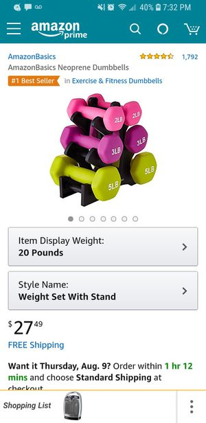 Weights for Sale in Salt Lake City, UT
