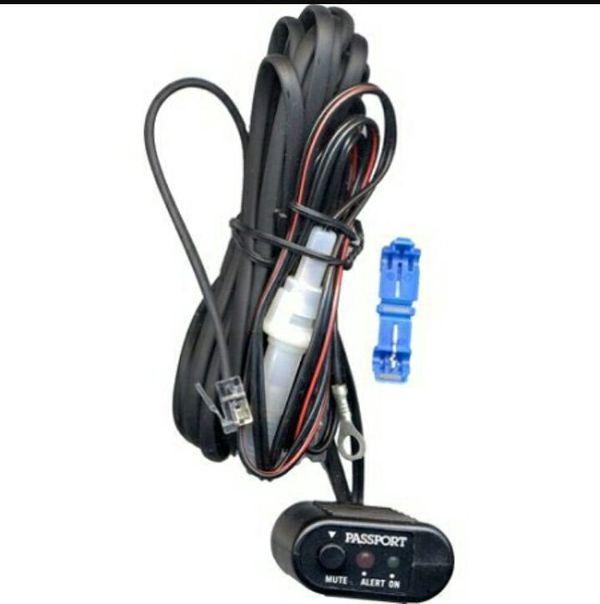 Escort direct wire smart cord for radar detector installation ...