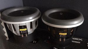 Jl Audio 12w7 anniversary edition for Sale in Orlando, FL