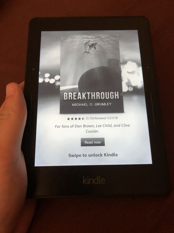 Amazon Kindle Voyage E-Reader Wifi for Sale in San Jose, CA - OfferUp