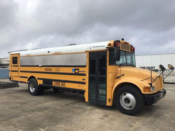 School bus Skoolie conversion for Sale in Houston, TX - OfferUp
