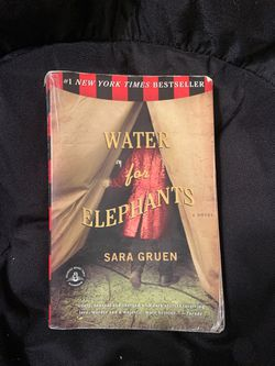 Water for the Elephants paperback Thumbnail
