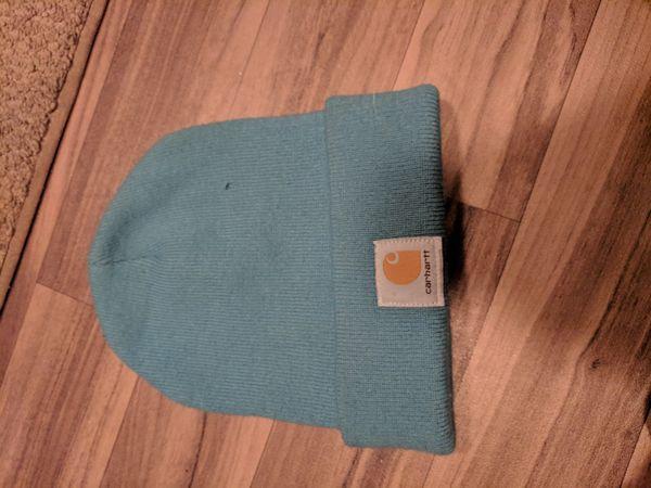Carhartt hat baby blue for Sale in Denver d029e3d6759