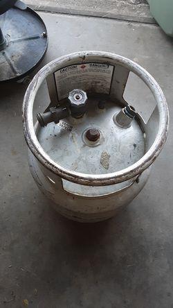 Tanque de gas vacío Thumbnail