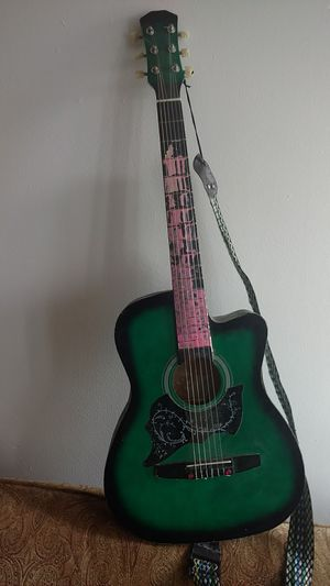 Acoustic guitar. for Sale in South Salt Lake, UT