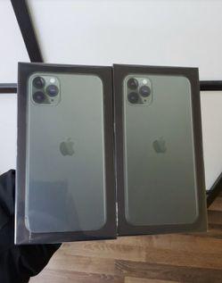 iPhone 11 pro max brand new 256GB Thumbnail