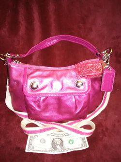 Coach small leather handbag-No.G0973-13850 Thumbnail