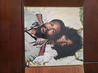 Marvin Gaye And Diana Ross 1973 Motown Vintage Vinyl Record Album Lp Soul Thumbnail