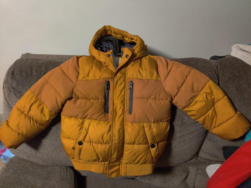 Zara boys coat size 6