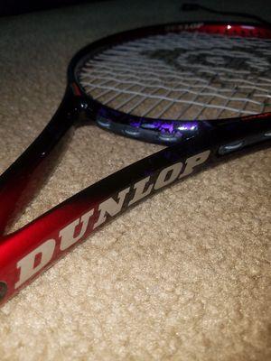 DUNLOP Tennis Racket (Widebody Graphite Plus) for Sale in Fairfax, VA