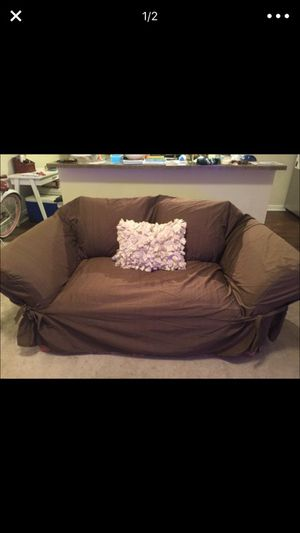 Couch! Sofa and love seat sold separately or together! for Sale in Arlington, VA