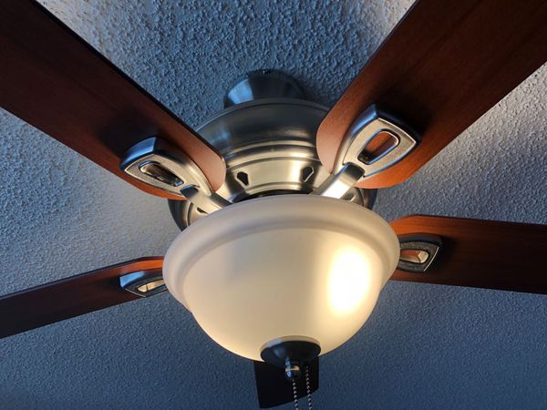 Indoor ceiling fan home garden in miami fl offerup mozeypictures Image collections