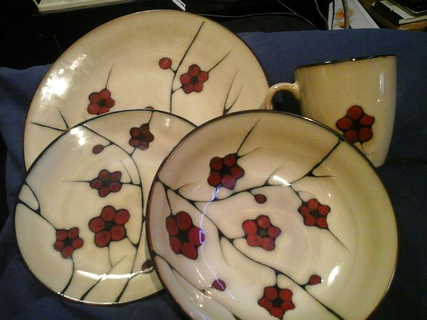 SALE TODAY $50.00 Pfaltzgraff Studio Aster 16-piece Dinnerware Set ...