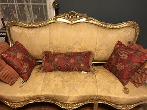 Antique SOFA + 1 CHAIR for Sale in Hyattsville, MD