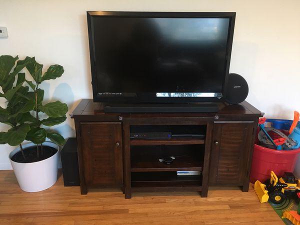 Tv Console Ashley Furniture Chula Vista