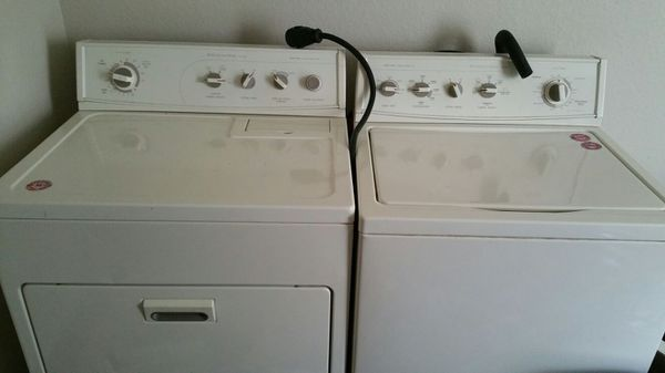 Kitchenaid Superba Washer Amp Dryer Heavy Duty Capacity For