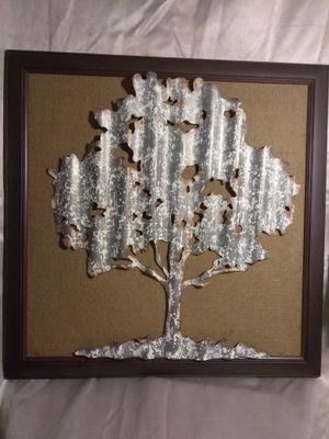 """decor primitive frame tree metal 27"""" 1/2"""" x 27"""" 1/2"""" for Sale in Philadelphia, PA"""