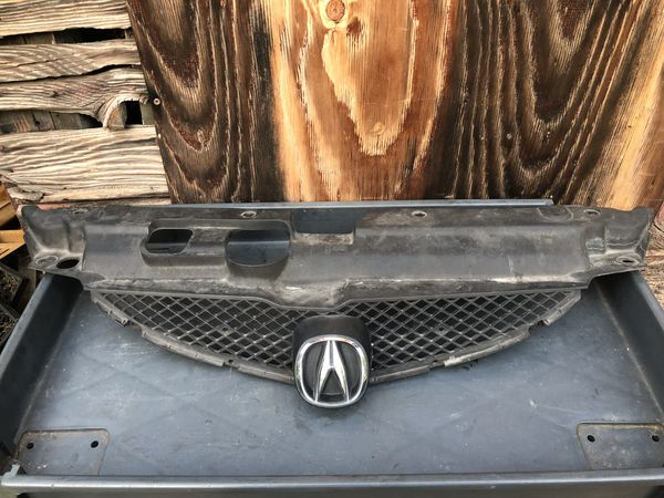 Acura RSX Front Bumper Grill And Emblem For Sale In - Acura rsx front emblem
