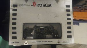 Power amp for Sale in Las Vegas, NV