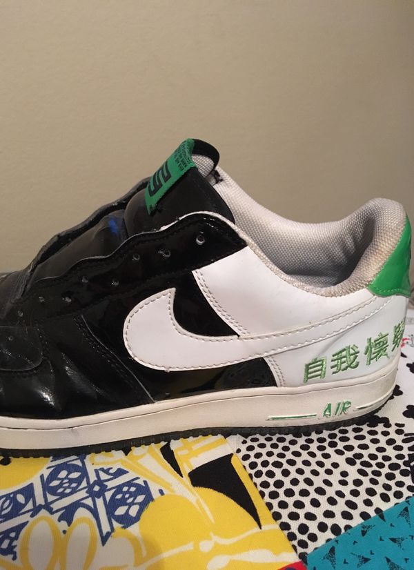 cda2472e78bc1b Nike Air Force 1 lebron size 12 (Clothing   Shoes) in Fremont