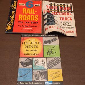 Vintage Model Railroad Magazines for Sale in Centreville, VA