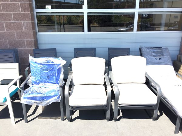 More outdoor patio furniture for sale in tacoma