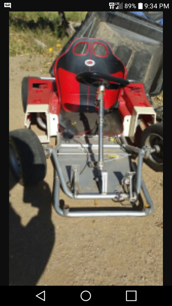 36 Volt Electric Honda Mini Moto Go Kart A Number Of Them And This Is 1