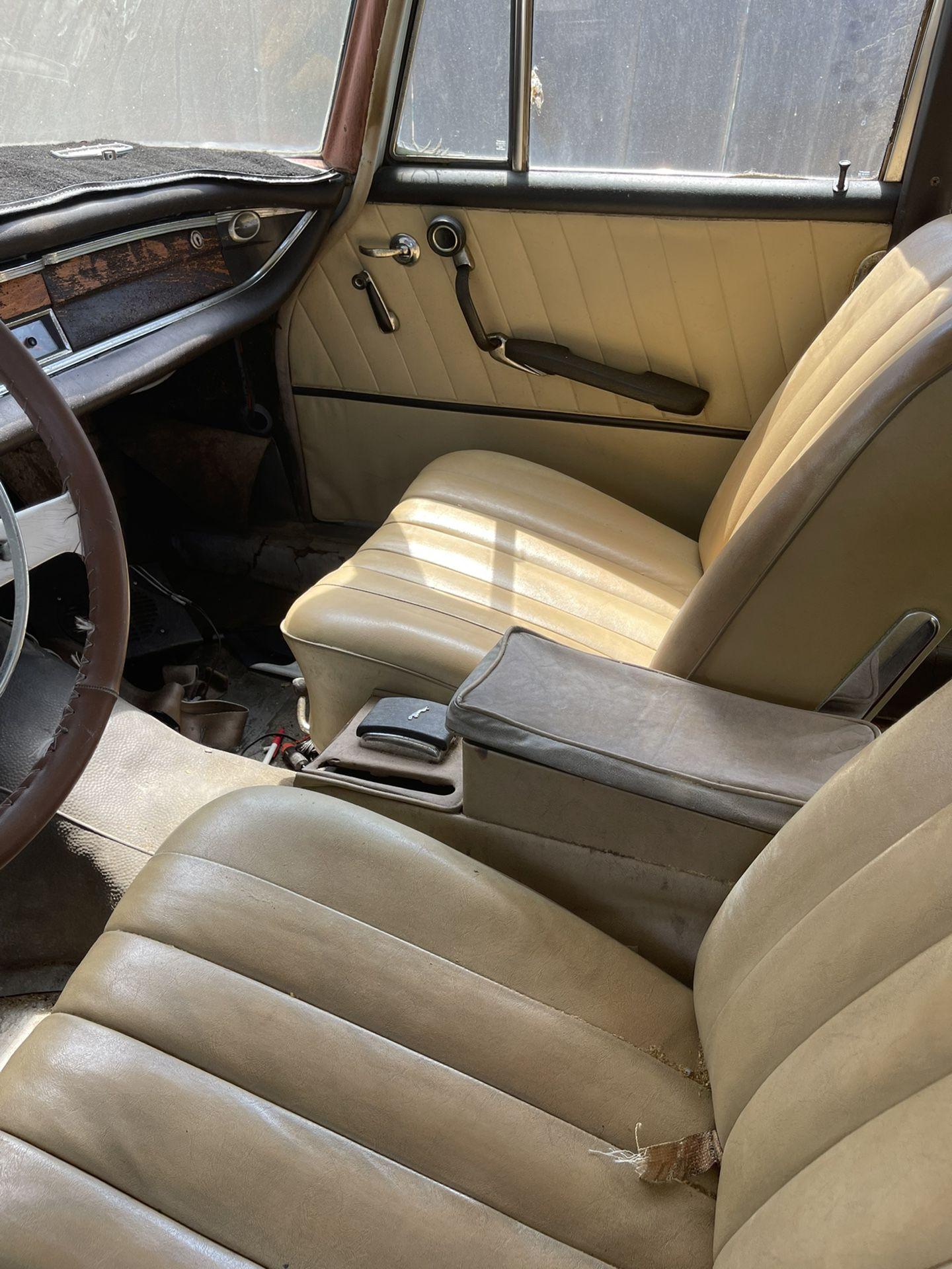 1965 Mercedes-Benz SL