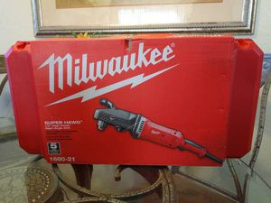 Milwaukee Corded Super Hawg for Sale in Citrus Heights, CA