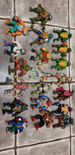 Action Figures / Toys / TMNT / He-Man for Sale in Clermont, FL