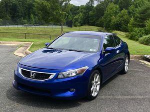 Honda Accord Coupe V6 EXL for Sale in Fairfax, VA