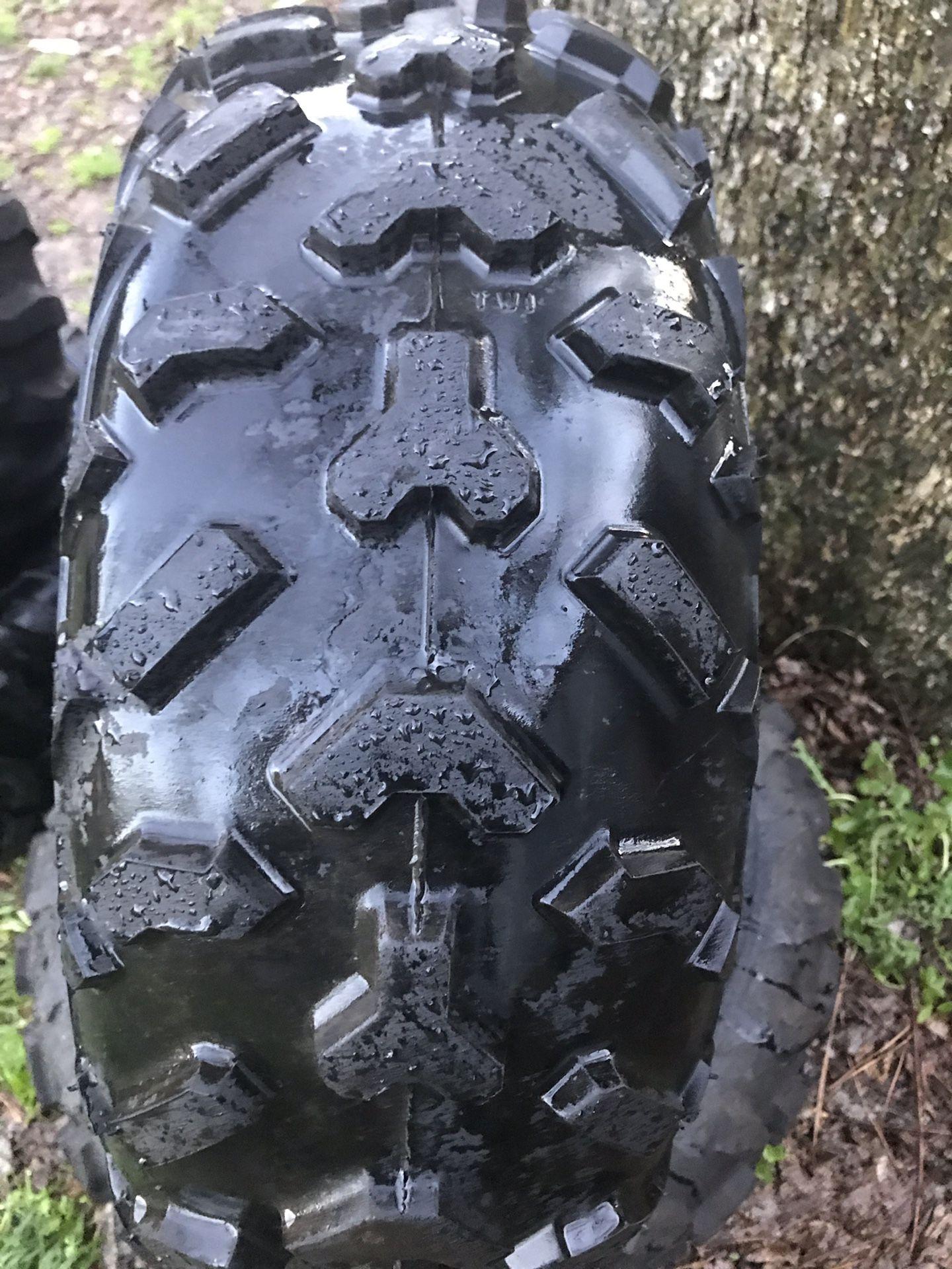 Photo ATV Tires, ATVSS Wheels, ATV Rear Storage Box