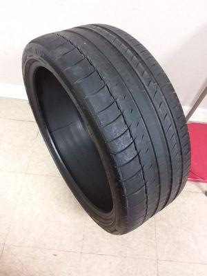 1 Michelin Pilot Sport PS2 Tire ~ P245/35 ZR21 ~ $80 for Sale in Orlando, FL