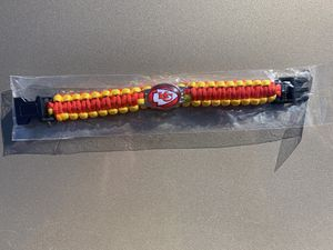 Chiefs wrist bracelet for Sale in El Paso, TX