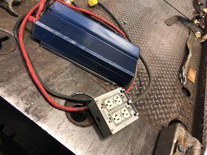 2000 watt power inverter for Sale in Vancouver, WA