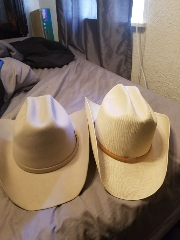 2d7dbb71bd3 Two cowboy hats for Sale in Albuquerque