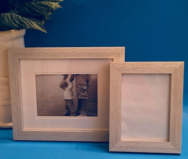 Beautiful Set Of Sheffield Home Photo Frames One 8x10 And One 5x7