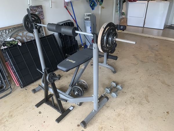Weight Bench For Sale In Houston Tx Offerup