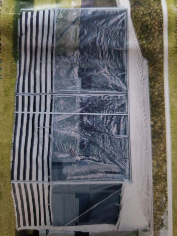 Add a Room pop-up camper. Fits 16' awning. Never used. for ...