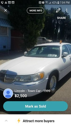 95 Lincoln Town Car For Sale In Compton Ca Offerup
