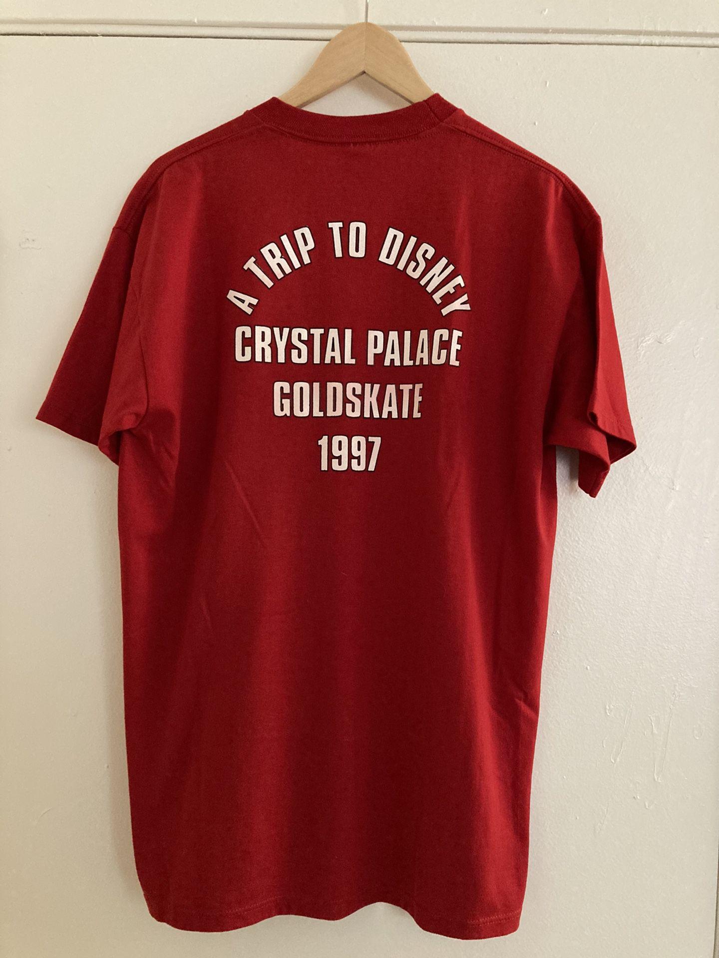 Vintage 1997 Las Vegas/Disney Land Shirt