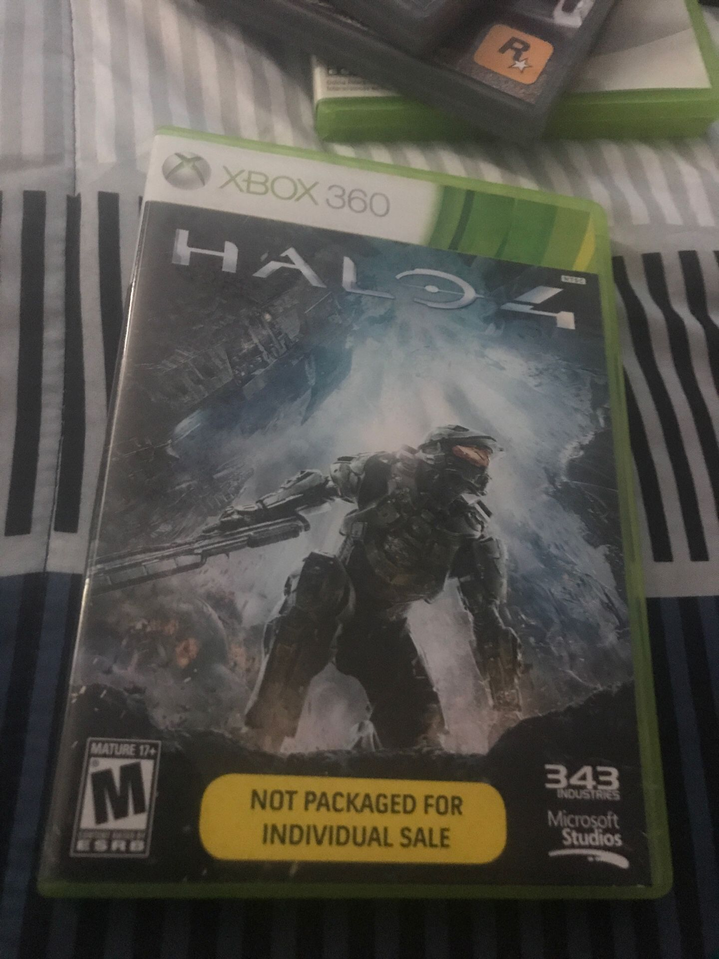 Trading x box 360 games all in good condition