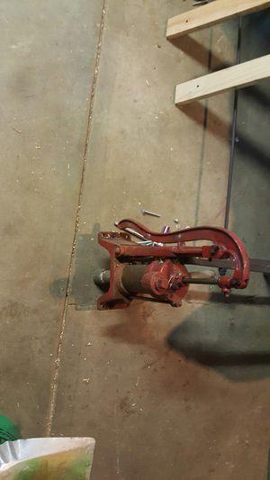 Vintage pump for Sale in Webberville, MI