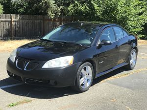 2007 Pontiac g6 gxp for Sale in Tacoma, WA