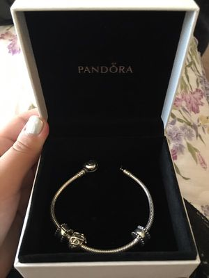 Pandora bracelet with charm for Sale in Annandale, VA