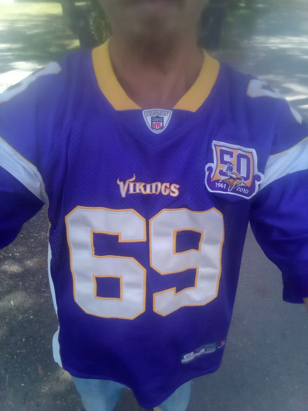 bad78a18c Nike Minnesota Vikings Jersey. for Sale in Tampa