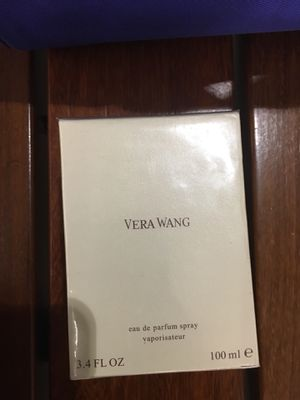 Designer Ladies Perfume Authentic Vera Wang for Sale in Rockville, MD