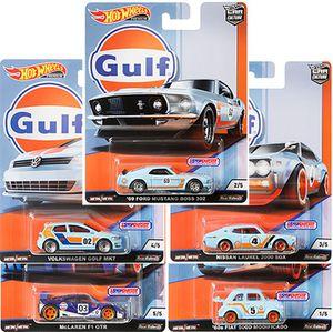 Hot wheels Car culture Gulf Set for Sale in Mesa, AZ
