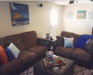 Sofa and loveseat for sale. Does not include ottoman for Sale in Laurel, MD